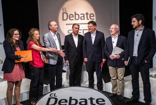 Debate elecciones 1